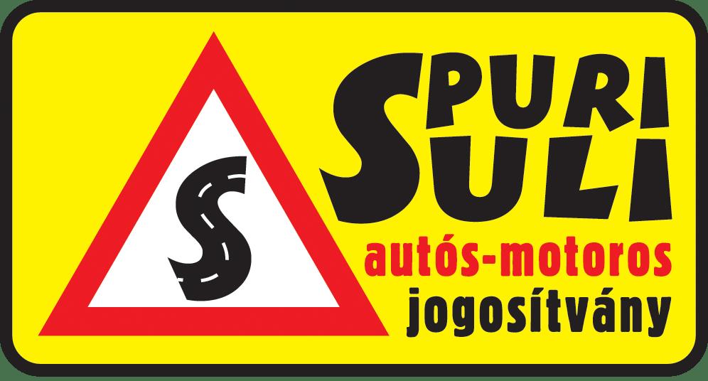 Spuri-Suli autósiskola Budapest - Motorosiskola Budapest